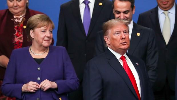 Trumpovo nespodobno ponudbo nemške oblasti kategorično zavrnile (foto: profimedia)