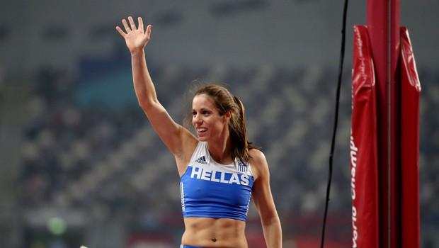 Športniki s prstom kažejo na brezčutnost Mednarodnega olimpijskega komiteja (foto: profimedia)