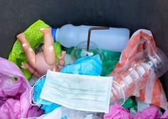 Poskrbite za pravilno odlaganje osebnih odpadkov