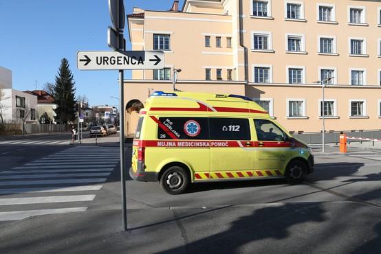 Tako poteka delo na ljubljanski Infekcijski kliniki UKC (video)