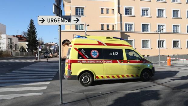 Tako poteka delo na ljubljanski Infekcijski kliniki UKC (video) (foto: profimedia)