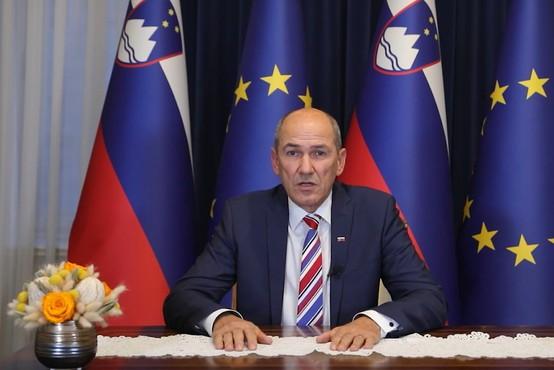 Evropski parlament drugič o razmerah v Sloveniji, spor med vodjo skupine in premierjem Janšo