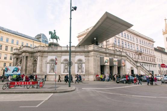 Številne dunajske kulturne institucije so se preselile na splet
