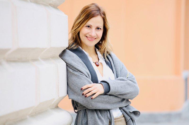 Aleksandra Balmazović, igralka
