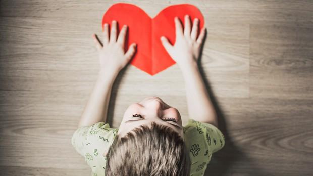 Kako prepoznati otrokovo senzibilnost in ga naučiti, da bo znal izkoristiti vse svoje darove (foto: Unsplash)
