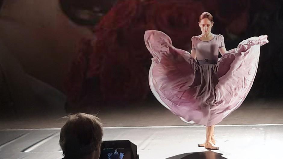 Rut, pozabljena balerina: nov dokumentarni film o uspešni Slovenki (foto: Jure Nemec)