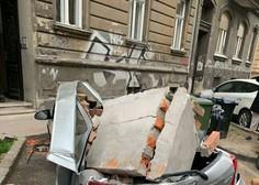 Po potresu v Zagrebu 15-letnica v kritičnem stanju, več poškodovanih