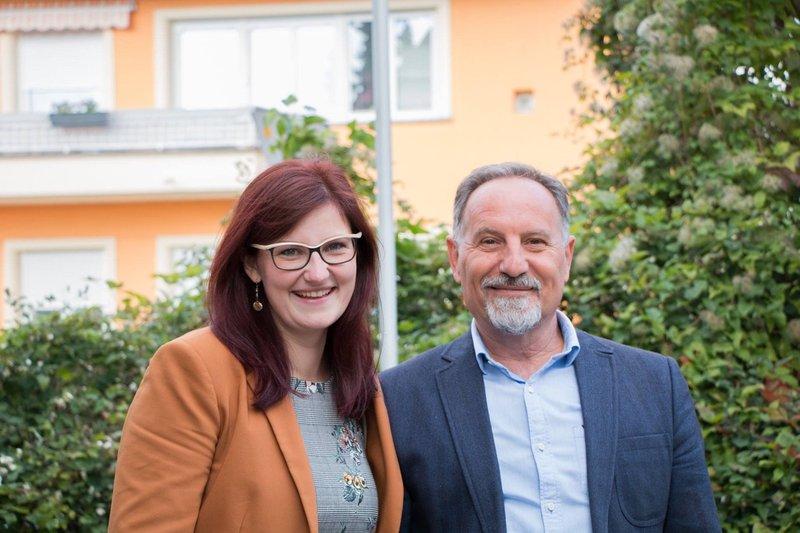 dr. Nuša Kovačević Tojnko in Milenko Kovačević