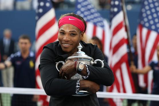 Serena Williams odkrito o tesnobi v času osamitve