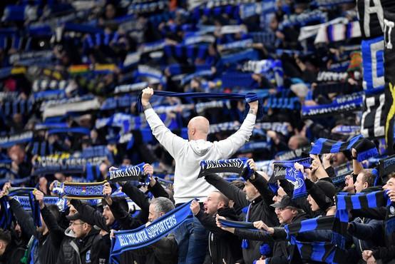 Je razliko med italijanskim in nemškim scenarijem odigrala tekma Lige prvakov?