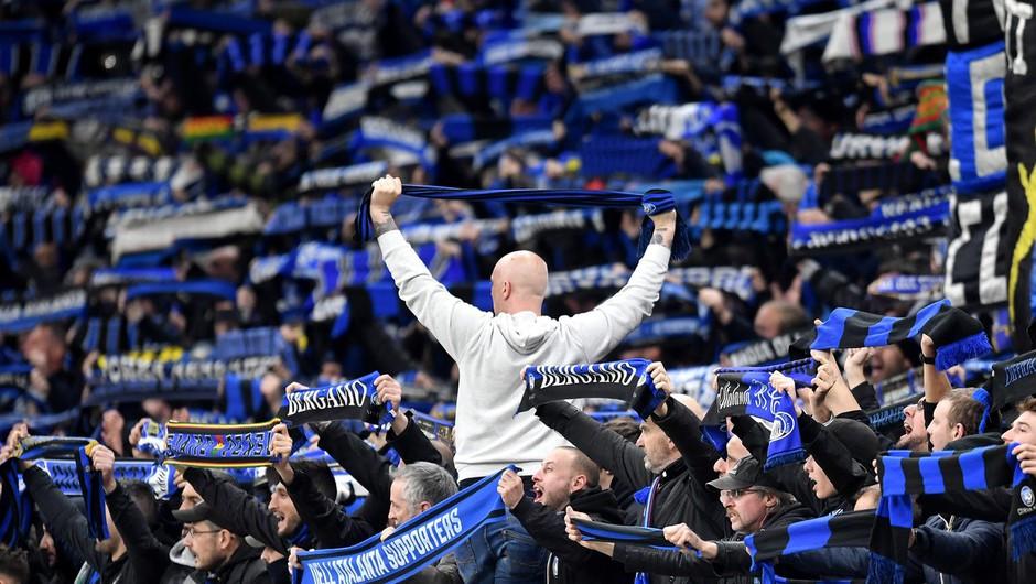 Je razliko med italijanskim in nemškim scenarijem odigrala tekma Lige prvakov? (foto: profimedia)