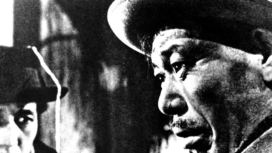 Sloviti japonski režiser Akira Kurosawa se je rodil na današnji dan leta 1910 (foto: profimedia)
