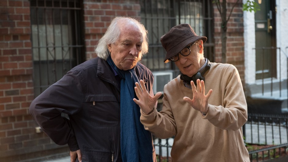 Avtobiografija Woodyja Allena kljub zapletom in protestom prišla na knjižne police (foto: profimedia)
