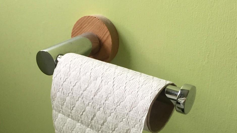 Zaradi kopičenja toaletnega papirja Veliki Britaniji grozi zamašena kanalizacija (foto: profimedia)