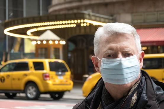 V New Yorku alarmantno stanje, okuženi vsak tisoči prebivalec
