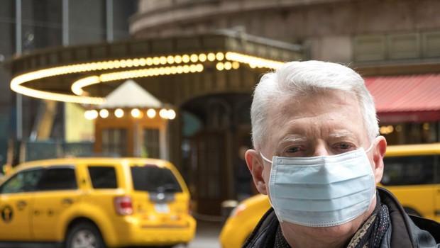 V New Yorku alarmantno stanje, okuženi vsak tisoči prebivalec (foto: profimedia)
