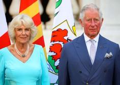 Princ Charles pozitiven na COVID-19: s soprogo Camillo je v samoizolaciji