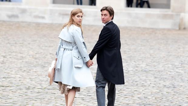 Britanska princesa Beatrice že tretjič prestavila poroko, tokrat zaradi koronavirusa (foto: Profimedia)