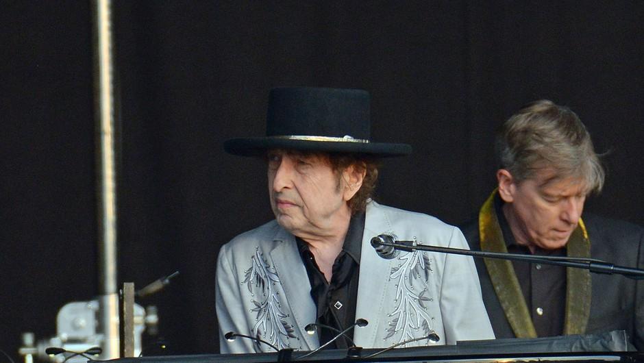 Bob Dylan je izdal slabih 17 minut dolgo skladbo o Kennedyjevem umoru (foto: profimedia)