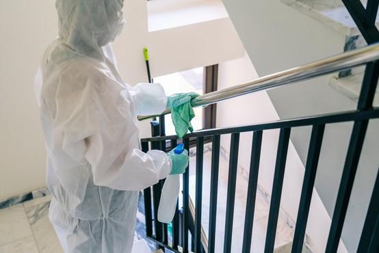 Dva od 42 Slovencev v velenjski karanteni sta okužena