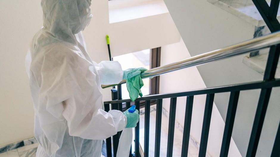 Dva od 42 Slovencev v velenjski karanteni sta okužena (foto: profimedia)