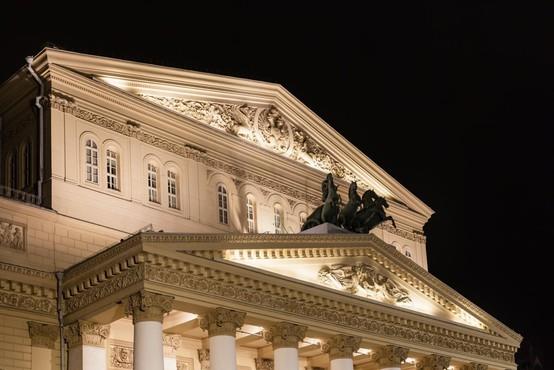 Vrhunski Bolšoj teater z baletom in opero prvič na spletu