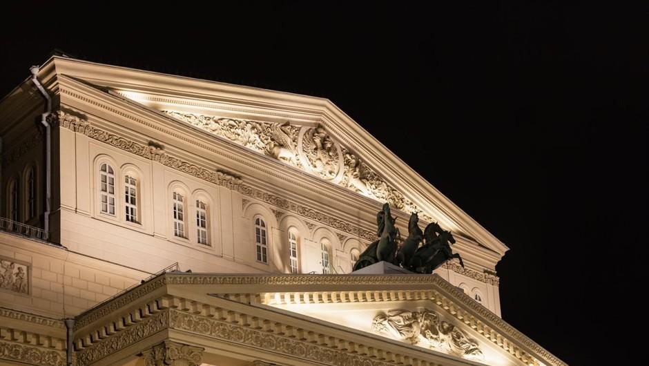 Vrhunski Bolšoj teater z baletom in opero prvič na spletu (foto: profimedia)