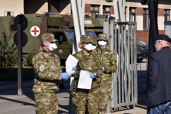 V Sloveniji potrjenih 26 novih okužb s koronavirusom, skupaj 756