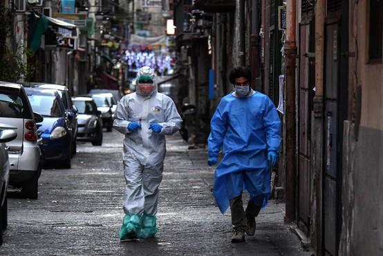 Italijanska vlada napovedala, da bo karantena trajala še dolgo