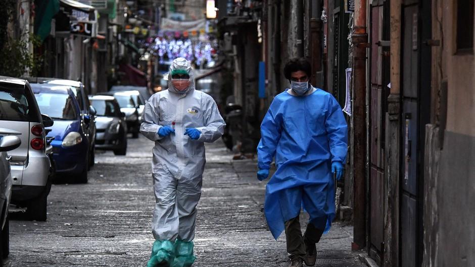 Italijanska vlada napovedala, da bo karantena trajala še dolgo (foto: profimedia)