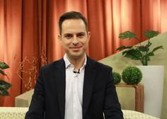 """Dejan Jarič: """"Veliko ljudi pričakuje čudežne tabletke, čudežne ozdravitve, čudežne palčke, vendar tega ni"""""""