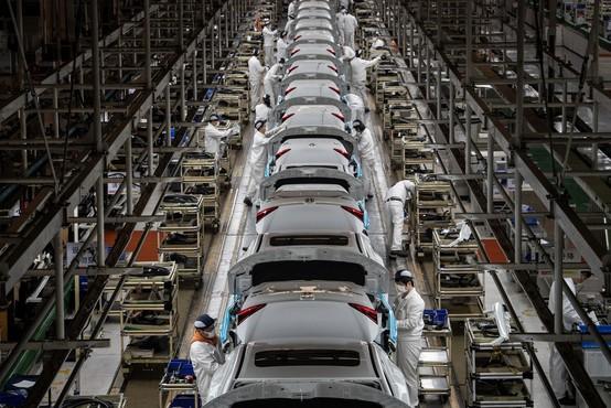 Avtomobilska industrija hiti izdelovati ventilatorje za zdravstvo