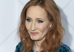 J.K. Rowling zagnala novo spletno stran o Harryju Potterju