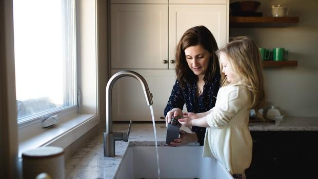 Moški si redkeje umivajo roke kot ženske (foto: Profimedia)