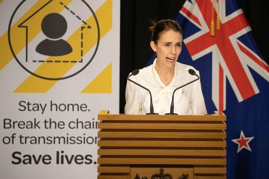 Novozelandska premierka Jacinda Ardern o kolesarjenju ministra za zdravje