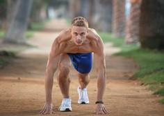 Glavna jed: pretiran stres; sladica: intenzivna vadba?