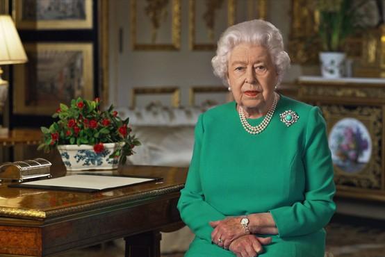 Peti nagovor kraljice Elizabete II. ob pandemiji koronavirusa