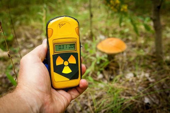 Gasilci nadaljujejo gašenje požara v Černobilu ob povišanem sevanju