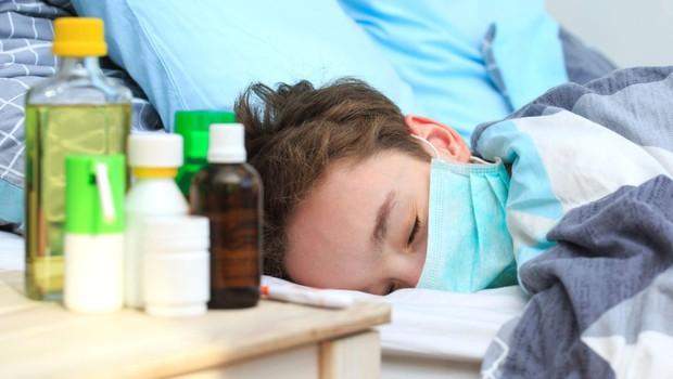 V ZDA potrebuje hospitalizacijo tudi do 20 odstotkov otrok (foto: profimedia)