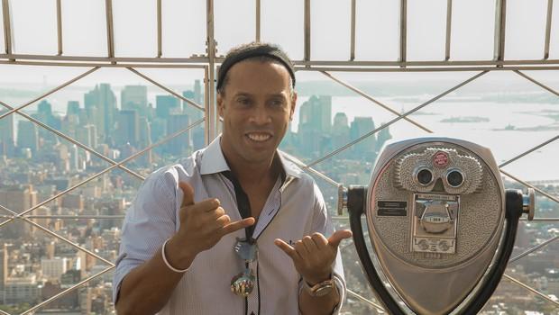 Ronaldinho plačal 1,47 milijona evrov za hišni pripor (foto: profimedia)