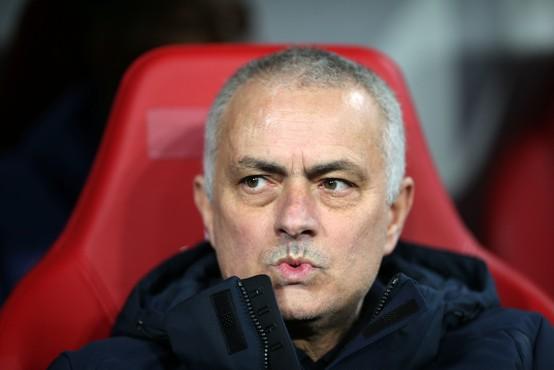 Neposlušnega Joseja Mourinha bi lahko doletela kazen