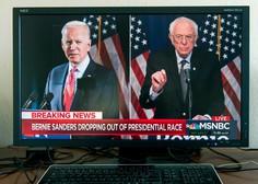 Bernie Sanders končal predsedniško kampanjo