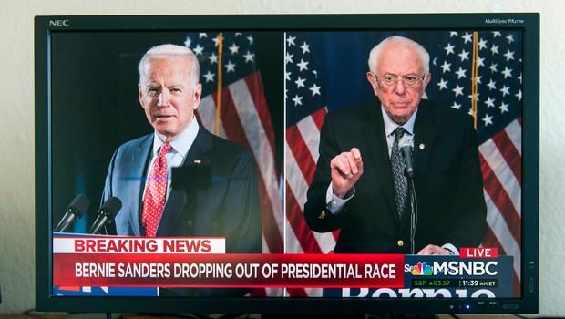 Bernie Sanders končal predsedniško kampanjo (foto: profimedia)