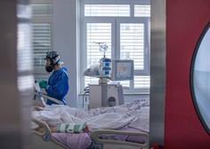 Doslej umrli v ljubljanskem UKC starejši od 60 let s pridruženimi boleznimi