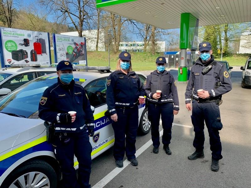 Tako se bodo junakom epidemije zahvalili na bencinskih servisih OMV (foto: promocijski materiali)