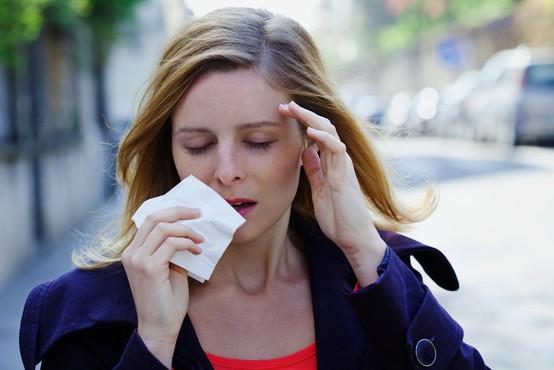 Čas koronavirusa, a tudi čas alergij (letošnji april ni nobena izjema)