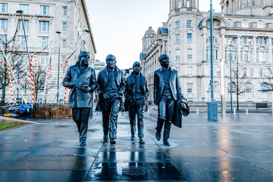 Pol stoletja po razpadu skupina The Beatles še vedno vpliva na popularno glasbo