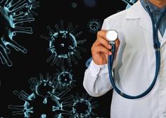 Kitajci so v raziskavah koronavirusa ugotovili, da lahko poškoduje živčni sistem