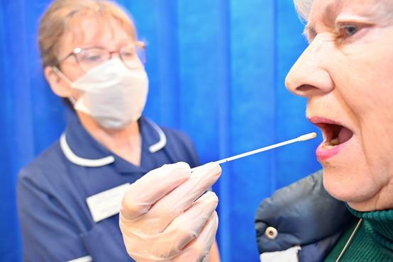 V Sloveniji v petek 28 okuženih in pet smrtnih žrtev