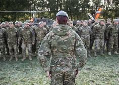 Obolelega slovenskega vojaka so iz Malija pripeljali domov